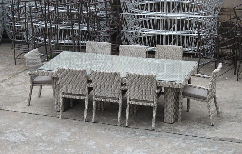 דגם שרון - שולחן נפתח לגינה