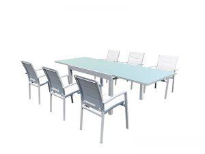 דגם רנית 2 –  שולחן + 4 כסאות במגוון גדלים וצבעים
