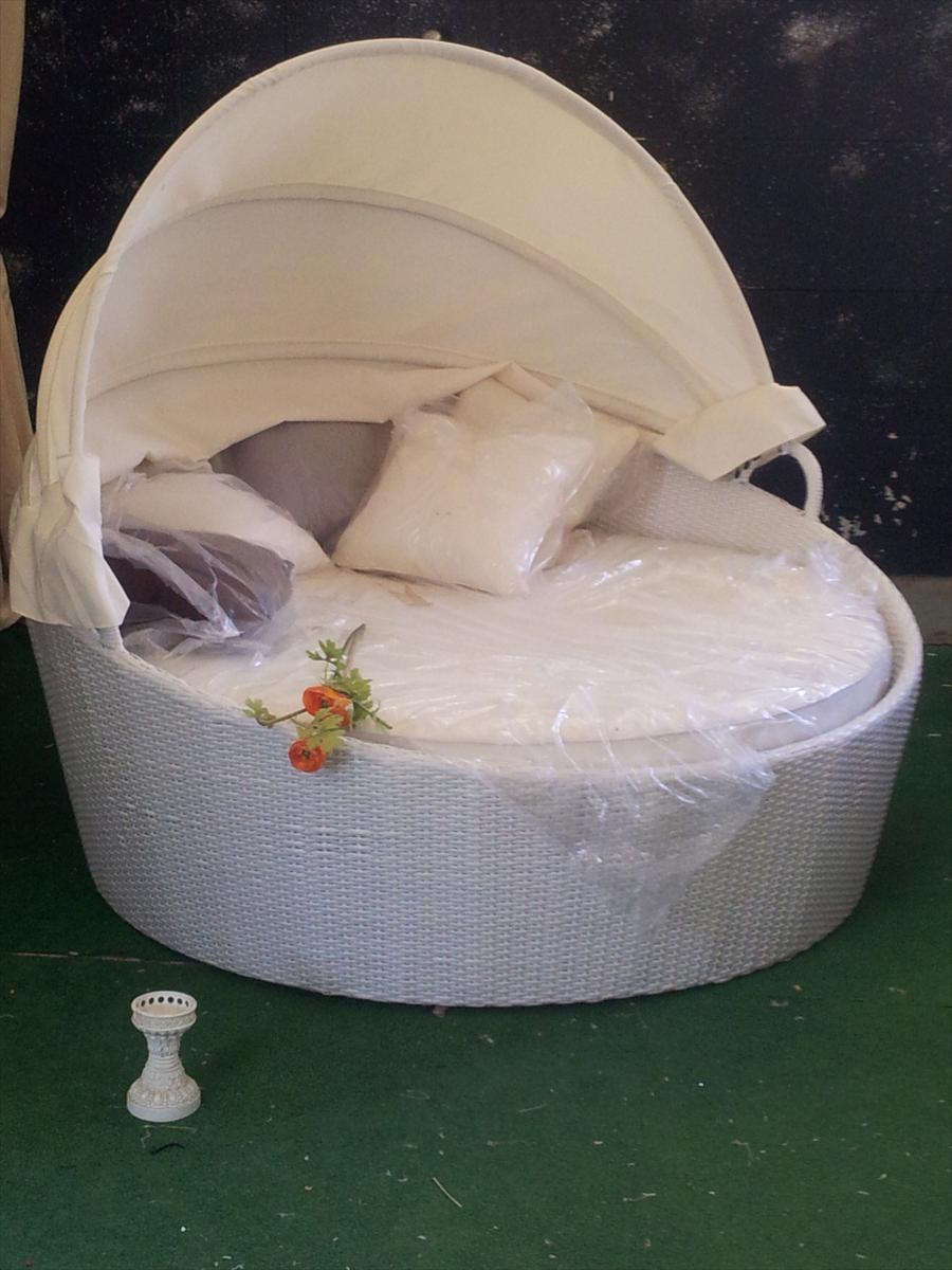 מיטת רביצה מפנקת - מיטת שיזוף - מערכת ישיבה לגן