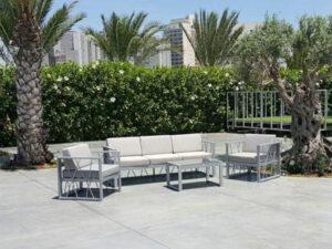 דגם דורון – תלת מערכת ישיבה לגינה