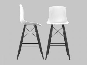 כיסא בר דגם מאיה 3 גובה 65/75