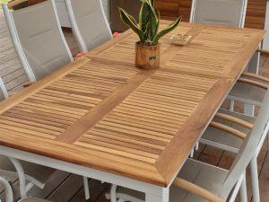 שולחן דגם ליאור + 6 כסאות