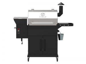 מעשנת פלט ZPG-1000E + מד טמפ' מבית אמגזית
